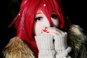 Flaky *___* by VictorEdenfield