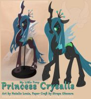 MLP: Crysalis by StrayaObscura
