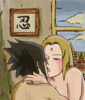 Tsunade Vs Sasuke by Sherlock2008