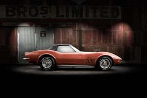 1970 Stingray_IV by theCrow65
