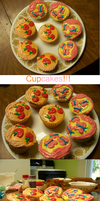 I made more CUPCAKES :'D by Blemy