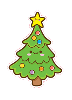 Kawaii chritmas png by JhoannaEditions