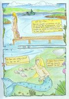 The Merman Story page 4 by seawaterwitch