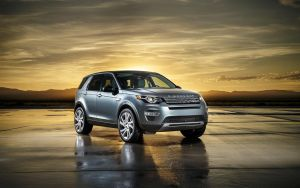 015 Land Rover Discovery Sport by ThexRealxBanks