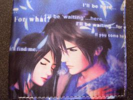 FF VIII Wallet by IchinoseKotomi