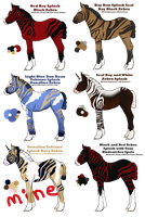 Zyath Stables Bloodline Sale (#3 and #6 FOR SALE) by ZyathEstate