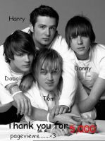 McFly: Thank You for 5000 PVs by BeastBoyLover
