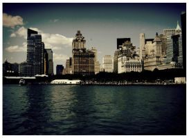 NYC Waters by veriitus
