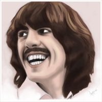 Tribute to George by MaoUndo