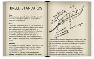 Breed Book pg.5| BREED STANDARDS (2) by Aspen-Isles-Stable