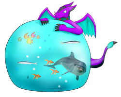 Trade 4 - Warath Water-Bellied by BLANCO12ANGG
