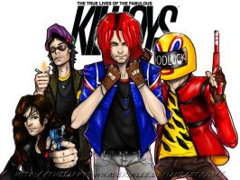 The Fabulous Killjoys by theELFknownasErinlee