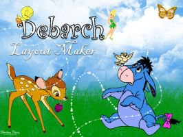 Debarch Disney by debarch