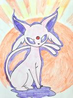 Espeon :) by Kyhber