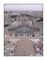 St. Peter's Square by Jerekh