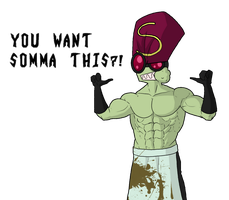 MACHO ZIM by Ashy666