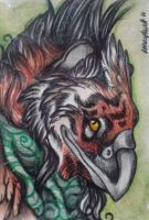 The Wild ACEO by Idlewings