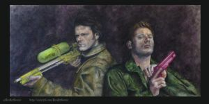 The Winchesters: Summer Redux by hever
