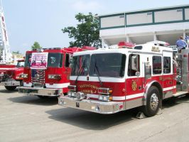 Austintown Fire Department by LDLAWRENCE