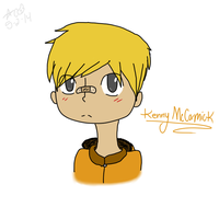 Kenny by ClariePnF