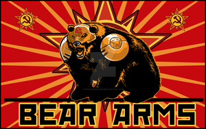 Red Alert 3 - Bear Arms by FeveredDreams