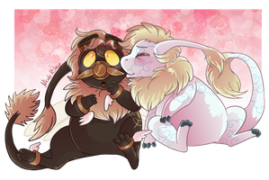 Aywas Valentines by two-cue