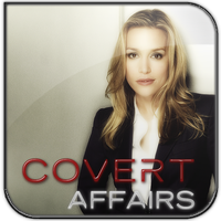 Covert Affairs by Narcizze