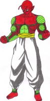 Red Namekian by DBZ2010