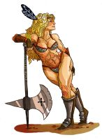 Dragon's Crown Amazon by Crew1