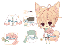 Paffumi Auction (AB added)(closed) by Naoryu