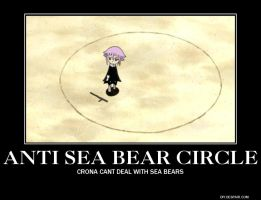 Anti Sea Bear Circle by AlphaMoxley95
