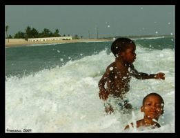 Ghana Watergames 5 by francescotosi