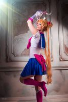 Sailor Moon by Dyonya