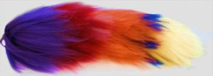 Sunset Flame Tail SOLD by CaraCreations