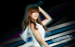 Sunny SNSD - Wallpaper by Firxter