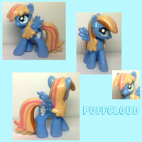 Puffcloud Blind Bag Custom by XantheStar