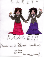 KaitXBlurn wedding by IKArtStudios