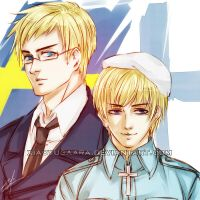 APH_Belward and Tino by xiaoyugaara