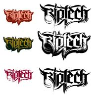 RIPTECH Logo Design. by chadlonius