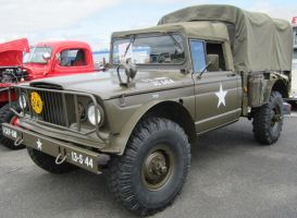 67 Kairser - Jeep M715 by zypherion