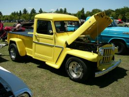 1963 Willys Pickup Truck by RoadTripDog