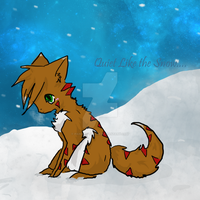 Jacklefang-Quiet like the Snow by Painted-Terror