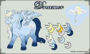 MLP Ref Dreamer by customlpvalley