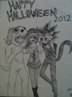 Halloween Contest Entry by AliHedge96