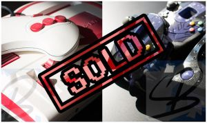 Retro Console SALE - SOLD! by ricepuppet