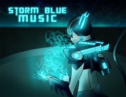 Encrypted Digivolution by Storm-Blue