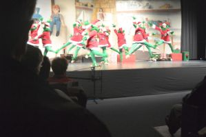 The Dance Company Christmas Show, The Grinches 6 by Miss-Tbones
