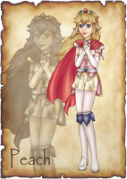 As requested Fire Emblem Peach by Prince-Stephen