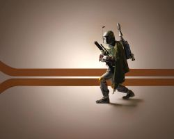 Boba Fett 2-The Bounty by 1darthvader