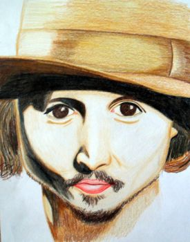 Johnny Depp by kay-ler